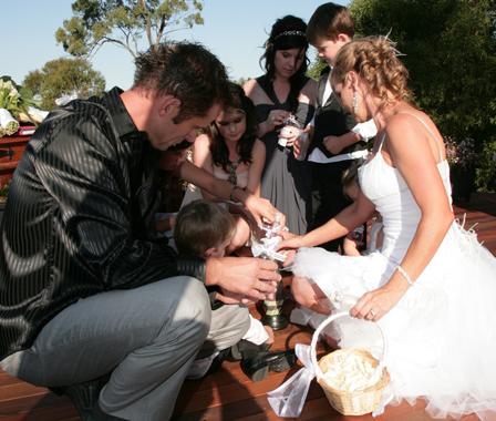 Wedding Unity Rituals Tamborine Mountain Wedding Celebrant